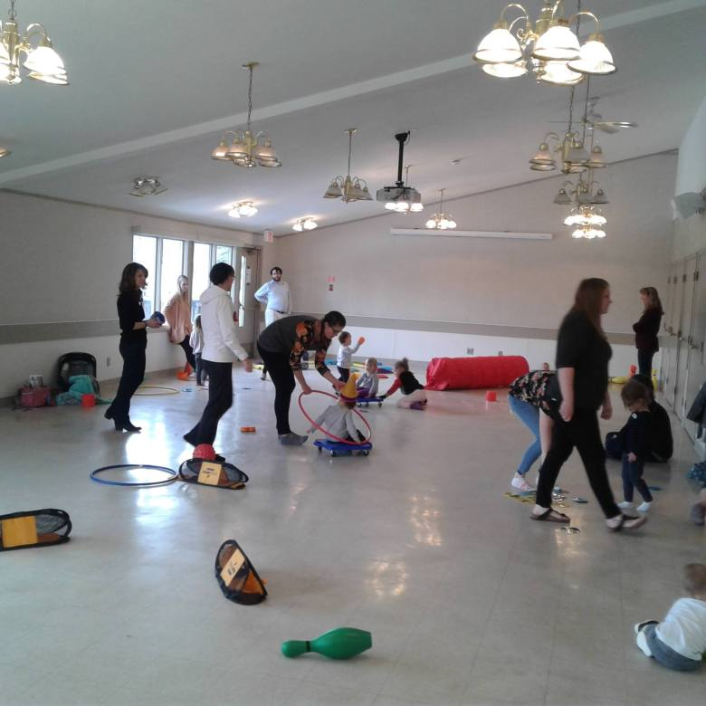 Roving Gym March 27, 2018